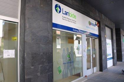 Euskadi reduce en 5.300 personas su cifra de desempleados en 2019 y baja la tasa de paro al 9%