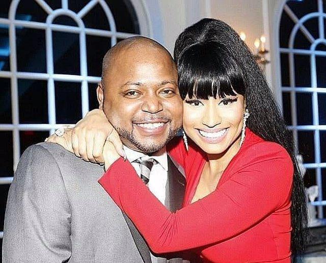 Nicki Minaj y su hermano
