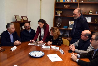 Diputación unirá siete municipios del área metropolitana de Granada a través de un carril bici