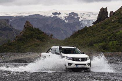 Nissan lanza el nuevo Navara Off-Roader AT32, que llegará a España en el mes de febrero
