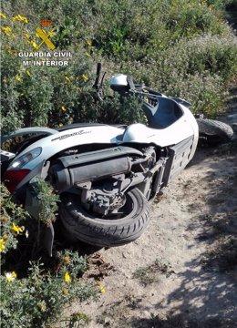 Guardia Civil desarticula en Murcia un grupo delictivo dedicado a la sustracción de vehículos