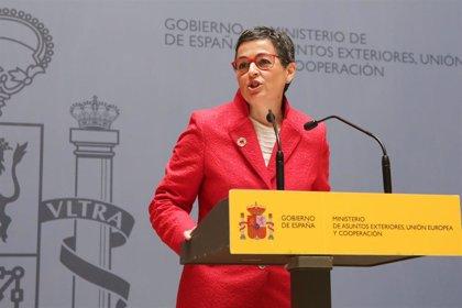 Exteriores tuvo confirmación del viaje de Rodríguez cuatro horas antes del aterrizaje y avisó a Interior