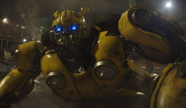 Imagen de Blumblebee, el spin off de Transformers