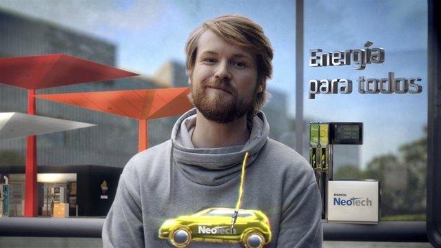 Repsol lanza una nueva campaña institucional orientada a la transición energética