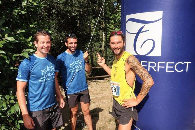 La cursa solidària TransPerfect Mountain Challenge.