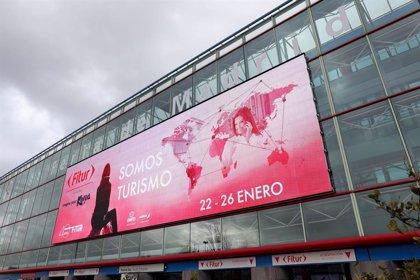 """La Comunidad de Madrid 'saca pecho' del """"éxito"""" de Fitur, que ha dejado 333 millones en la región"""