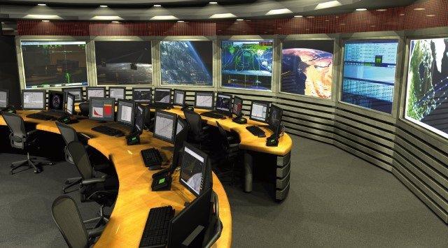Espacio de centros de control de GMV