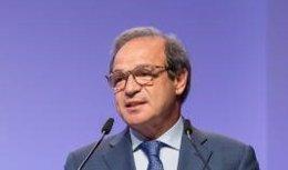 Marcelino Fernández Verdes ante la junta de Hochtief (ACS)