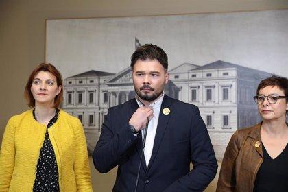 """ERC se abra a negociar los Presupuestos de Sánchez si la mesa de diálogo de Cataluña """"funciona"""""""