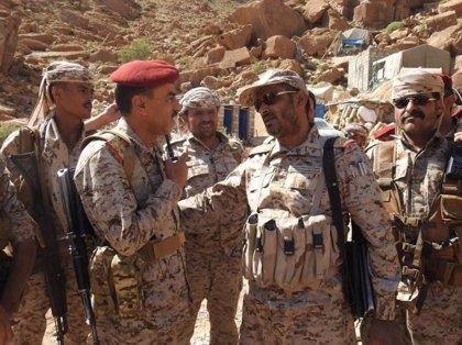 Yemen.- Mueren nueve soldados yemeníes en un ataque por error de la coalición internacional que lidera Arabia Saudí