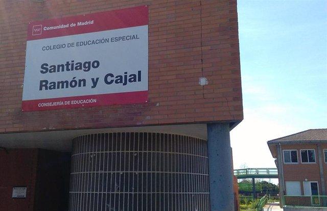 Colegio Santiago Ramón y Cajal en Getafe