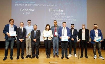 Siali, Premio Emprendedor XXI a la empresa más innovadora
