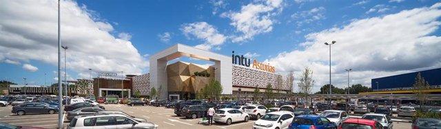 Centro comercial que el grupo británico Intu ha vendido a un fondo alemán