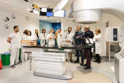 Cantabria sigue trabajando para conseguir que Valdecilla incorpore la protonterapia