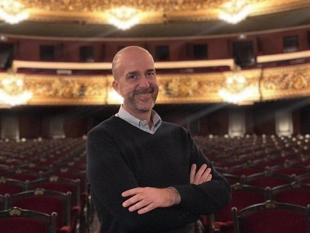 El director artístico del Gran Teatre del Liceu, Víctor Garcia de Gomar