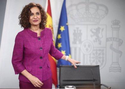 Andalucía registra un déficit de un 0,35% en noviembre, 582 millones, cifra que triplica el dato de noviembre de 2018