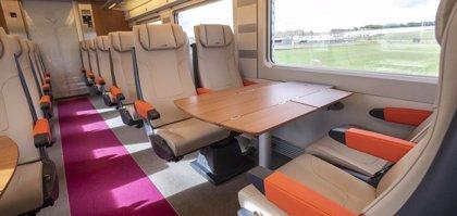 El AVLO de Renfe cobra hasta 30 euros por subir una segunda maleta y 8 euros por elegir plaza