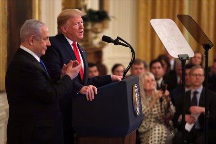 """El 'acuerdo del siglo' contempla Jerusalén como capital """"indivisible"""" de Israel y un Estado palestino"""