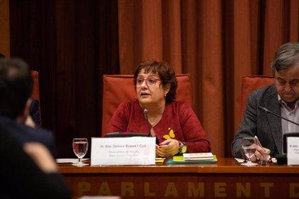"""Dolors Bassa al independentismo: """"Ahora no necesitamos peleas, es el momento del diálogo"""""""