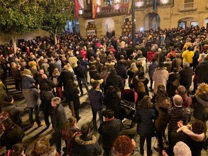 """El delegado del Gobierno dice que la madre, detenida tras aparecer su hija muerta en Logroño, """"no es colaborativa"""""""