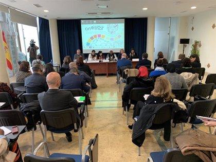 Reyes participa en la asamblea de la Federación Anmar, que reúne a colectivos andaluces y marroquíes
