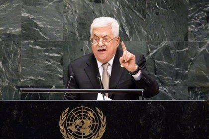 """Abbas dice que la propuesta de paz de Trump acabará """"en el basurero de la Historia"""""""