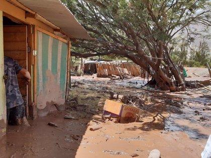 El Gobierno de Chile decreta el estado de catástrofe en cinco comunas del norte del país por las fuertes lluvias