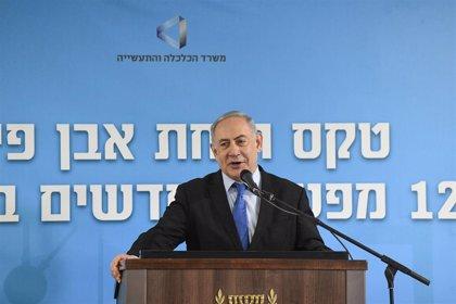 Netanyahu dice que Israel analizará el domingo una primera fase del proceso de anexión de territorios