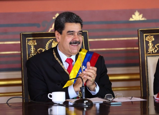 """Venezuela.- Maduro califica de """"ópera bufa"""" la petición de extradición de Merlan"""