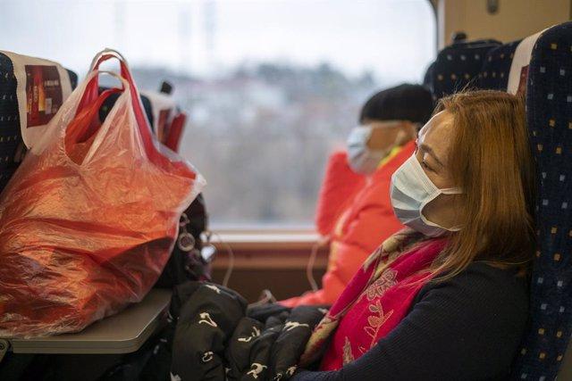 China.- Emiratos Árabes Unidos confirma sus primeros casos del nuevo coronavirus