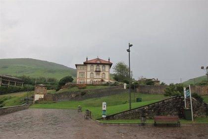 Lluvia y temperaturas máximas de 16 grados este miércoles en Euskadi