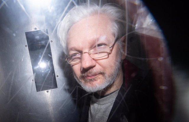 El fundador de Wikileaks Julian Assange.