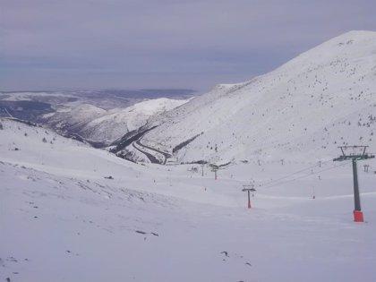 Valdezcaray abre este miércoles con 13 pistas y 10 kilómetros esquiables