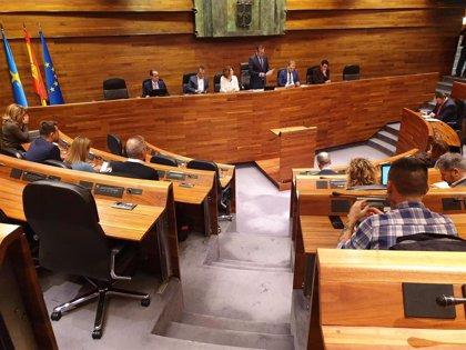 La Junta General acuerda una declaración institucional para pedir que los 8x8 los construya Santa Bárbara Sistemas