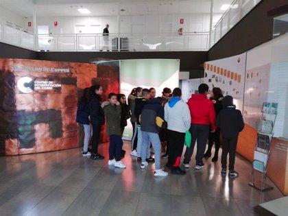 La Fundación Atlantic Copper impulsa el programa de visitas escolares 'MiérCobres'