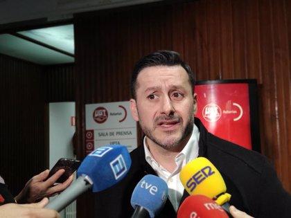 Lanero (UGT) pide concreción en los ocho acuerdos planteados por el Principado para la industria asturiana