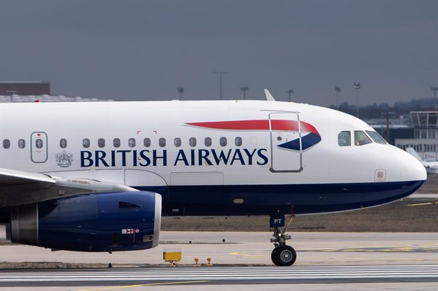 China.- British Airways suspende sus vuelos con destino y origen en China por el