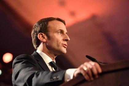 """Francia defiende """"una paz justa"""" en Oriente Próximo que respete los parámetros internacionales"""