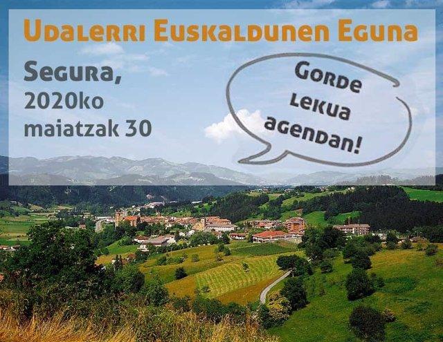 Udalerri Euskaldunen Eguna Seguran.