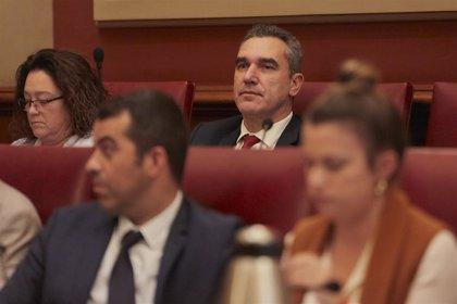 Cs reincorpora al concejal de Urbanismo de Santa Cruz de Tenerife, Juan Ramón Lazcano