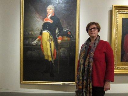 La sala de los grabados es la más visitada del 'Museo Goya. Colección Ibercaja-Museo Camón Aznar'