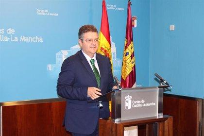 """El PP avisa a PSOE y Cs de que para reformar el Estatuto de Autonomía de C-LM se requiere de su """"efectiva"""" participación"""