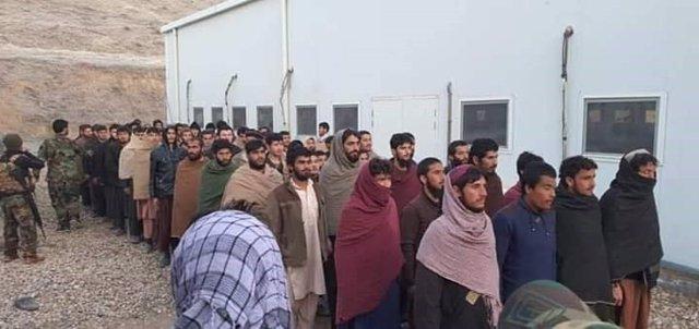 Afganistán.- Las fuerzas afganas liberan a 62 militares y policías retenidos en