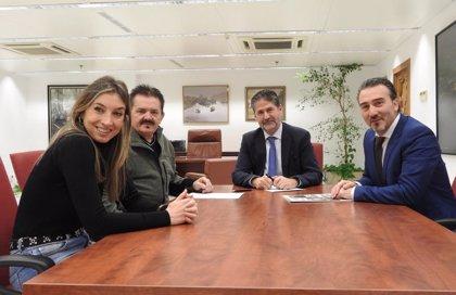 La Fundación Cajasur colabora en la mejora de infraestructuras y equipamientos de la asociación Ariadna