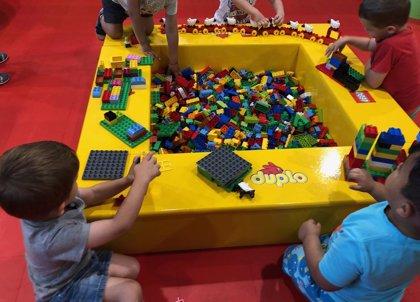 Los grandes clásicos de LEGO llegan a Vallsur durante el mes de febrero