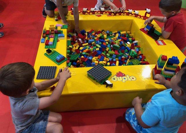 COMUNICADO: Los grandes clásicos de LEGO* llegan a Vallsur durante el mes de feb