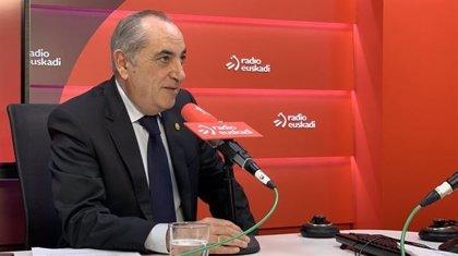 """Arriola llama a las empresas vascas a """"dar pasos acompasados"""" para lograr """"la neutralidad climática"""""""