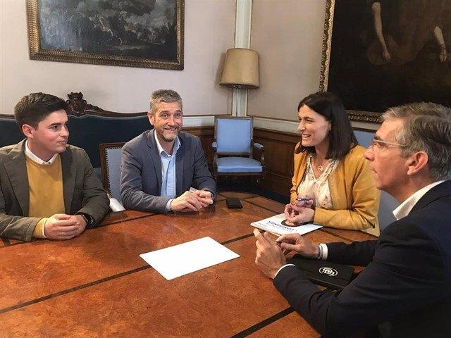 """Santander.- Igual y Ceruti valoran de forma """"satisfactoria"""" el cumplimiento del pacto a pesar de """"diferencias"""""""