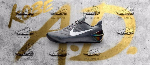 Zapatillas de Kobe Bryant de Nike