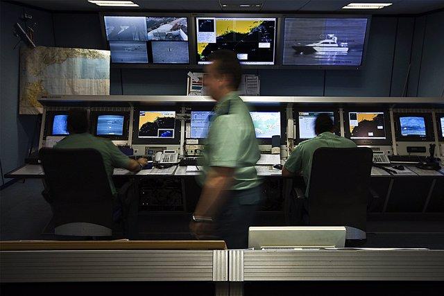 Instalaciones de comunicaciones de la Guardia Civil
